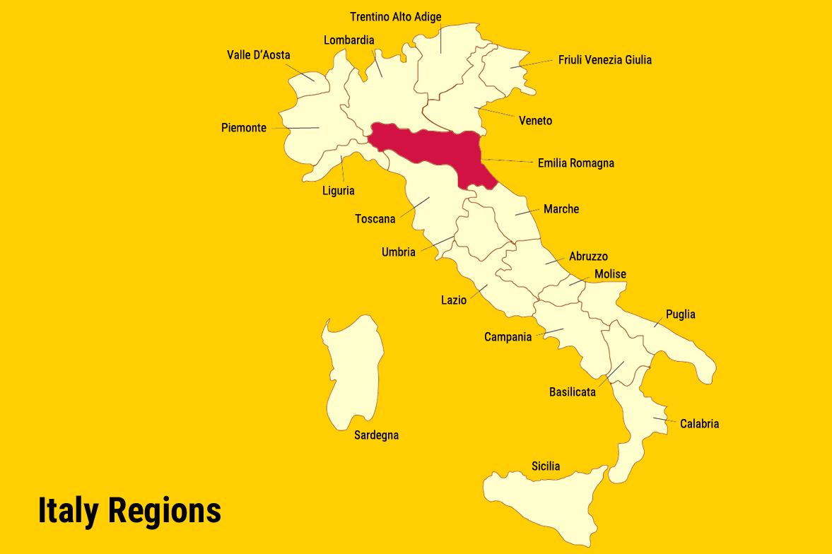 Regional Italian Dinners